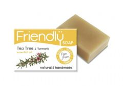 Tea Tree & Turmeric Soap Bar 95g